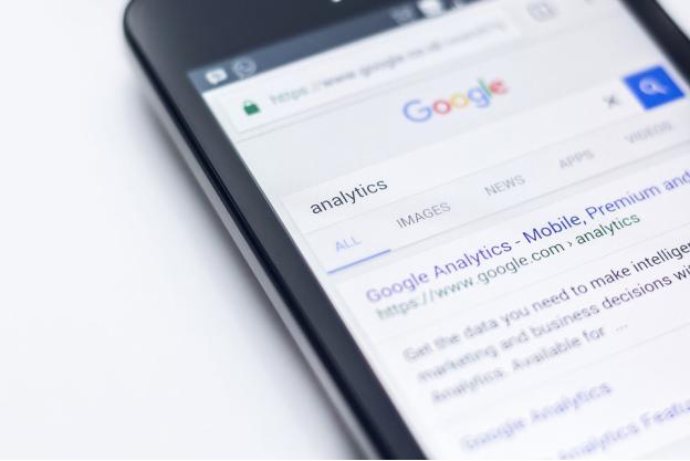 Register with Google Analytics