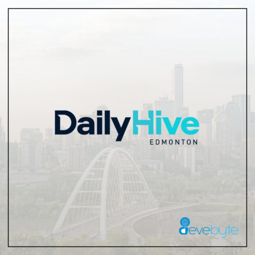 Devebyte Marketing is very proud to announce a new partnership with Daily Hive in Edmonton, Alberta.